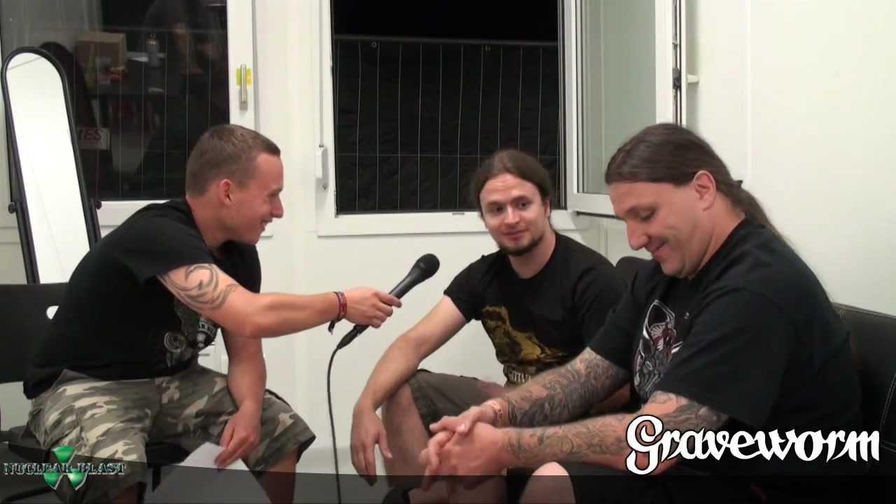 GRAVEWORM - Summer Breeze 2012 (OFFICIAL FAN INTERVIEW)