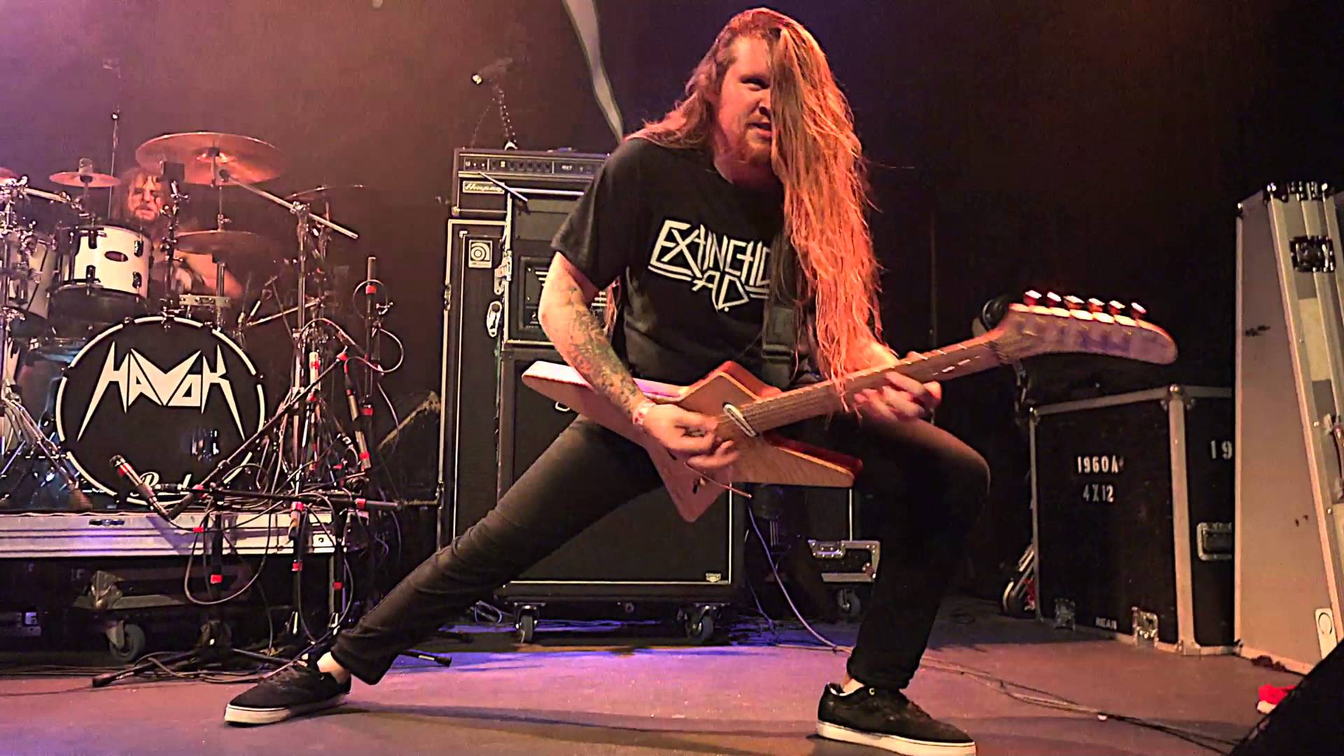 HAVOK - Claiming Certainty (Live At Gothic Theatre)