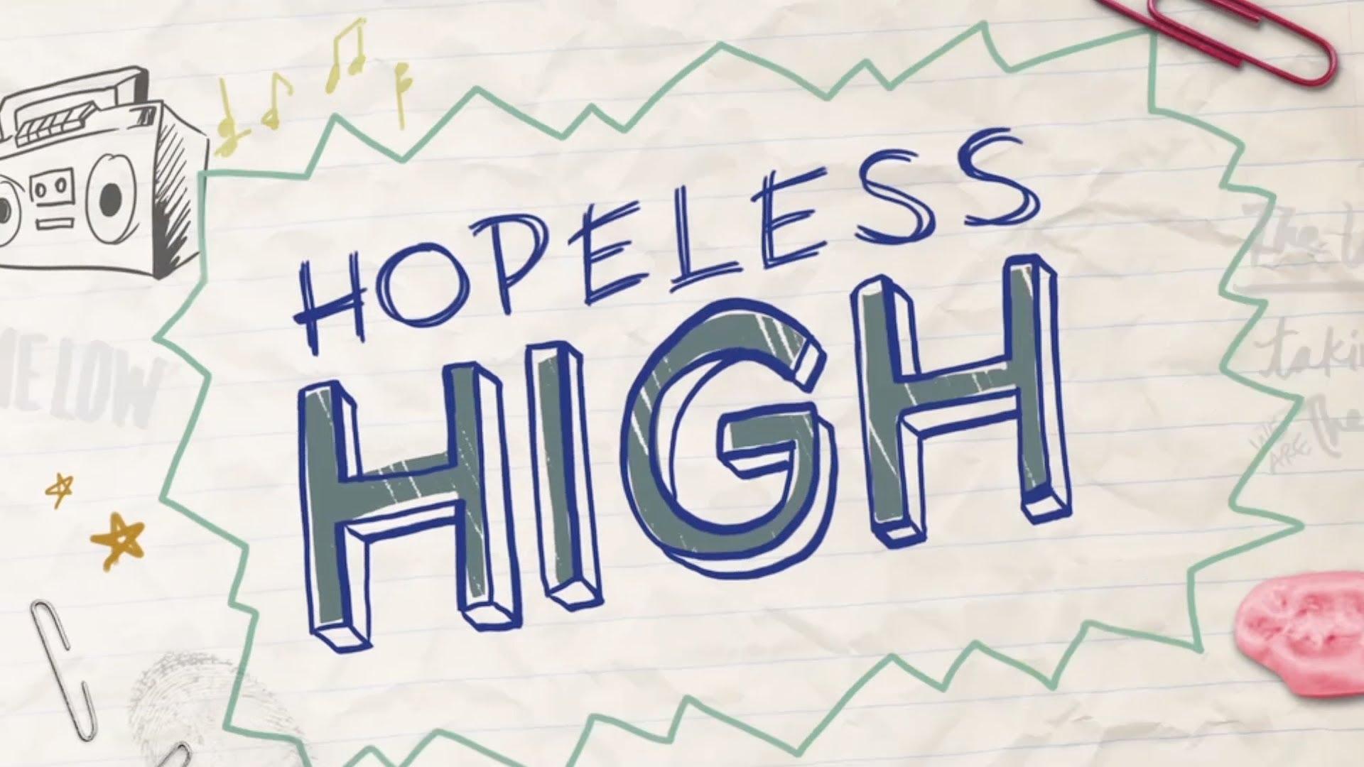 Hopeless High - Episode 6 Olympics Fin