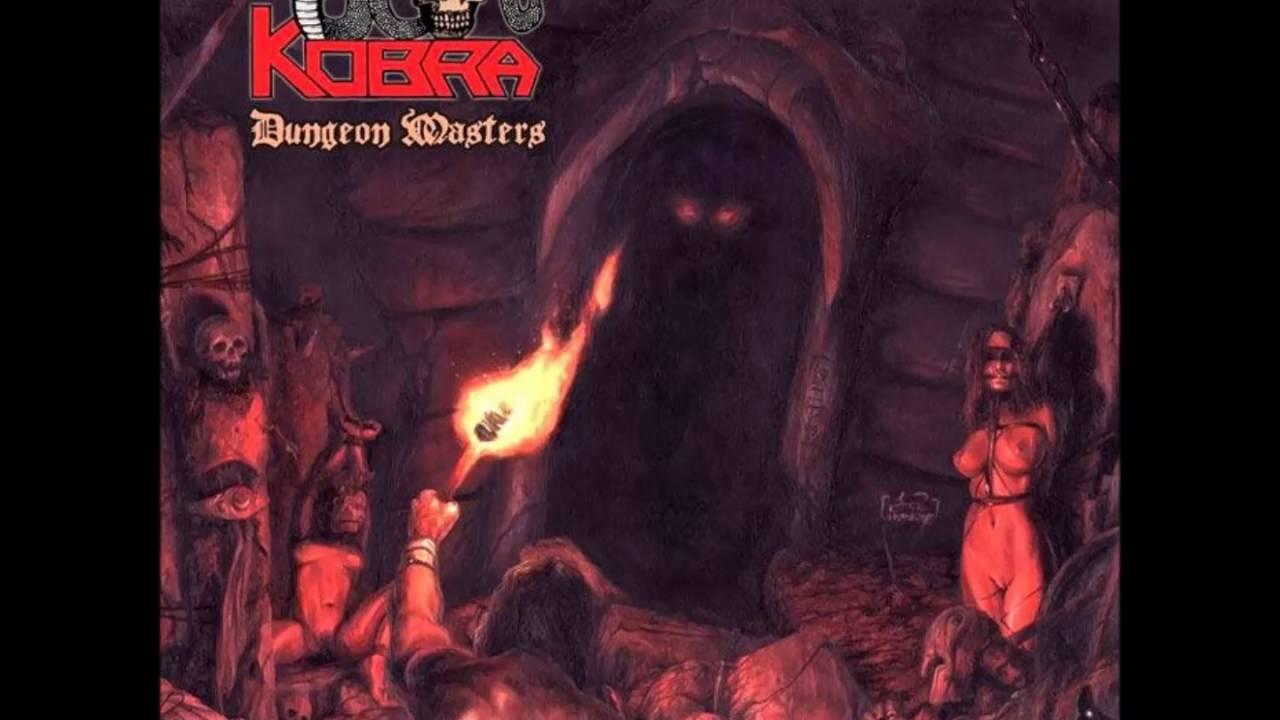 Iron Kobra - Dungeon Masters (2012)