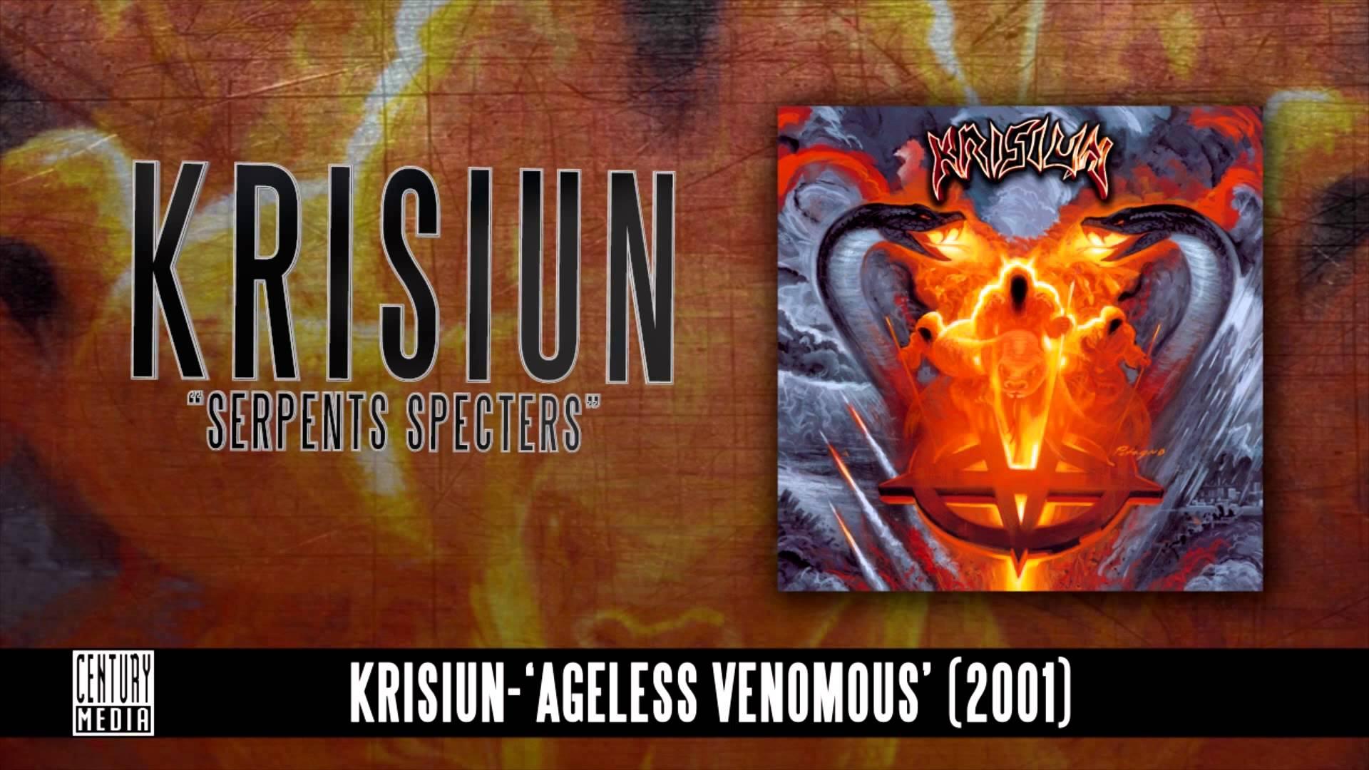 KRISIUN - Serpents Specters (Album Track)