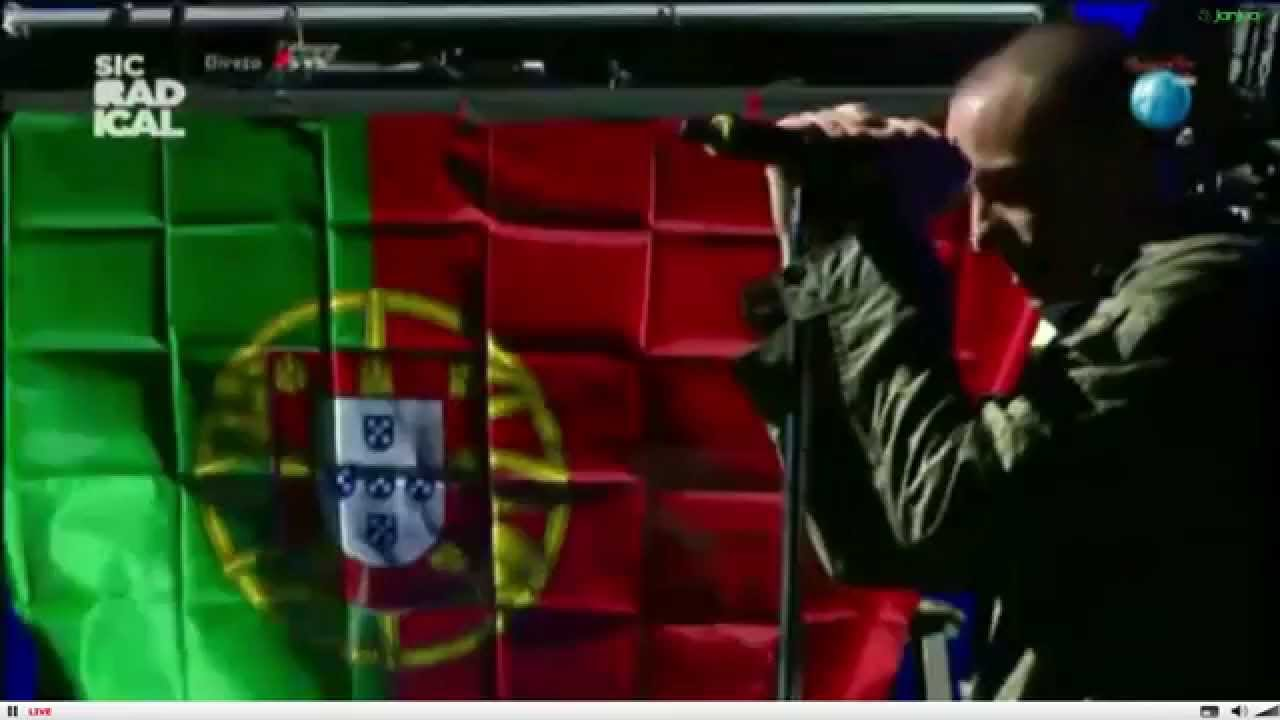 Linkin Park - Castle of Glass Live At Rock In Rio 2014