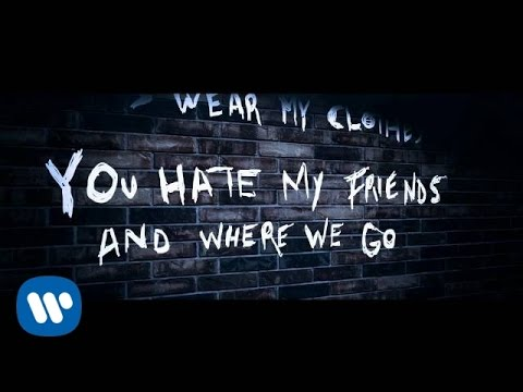 Megadeth - Whose Life Is It Anyways (LYRIC VIDEO)