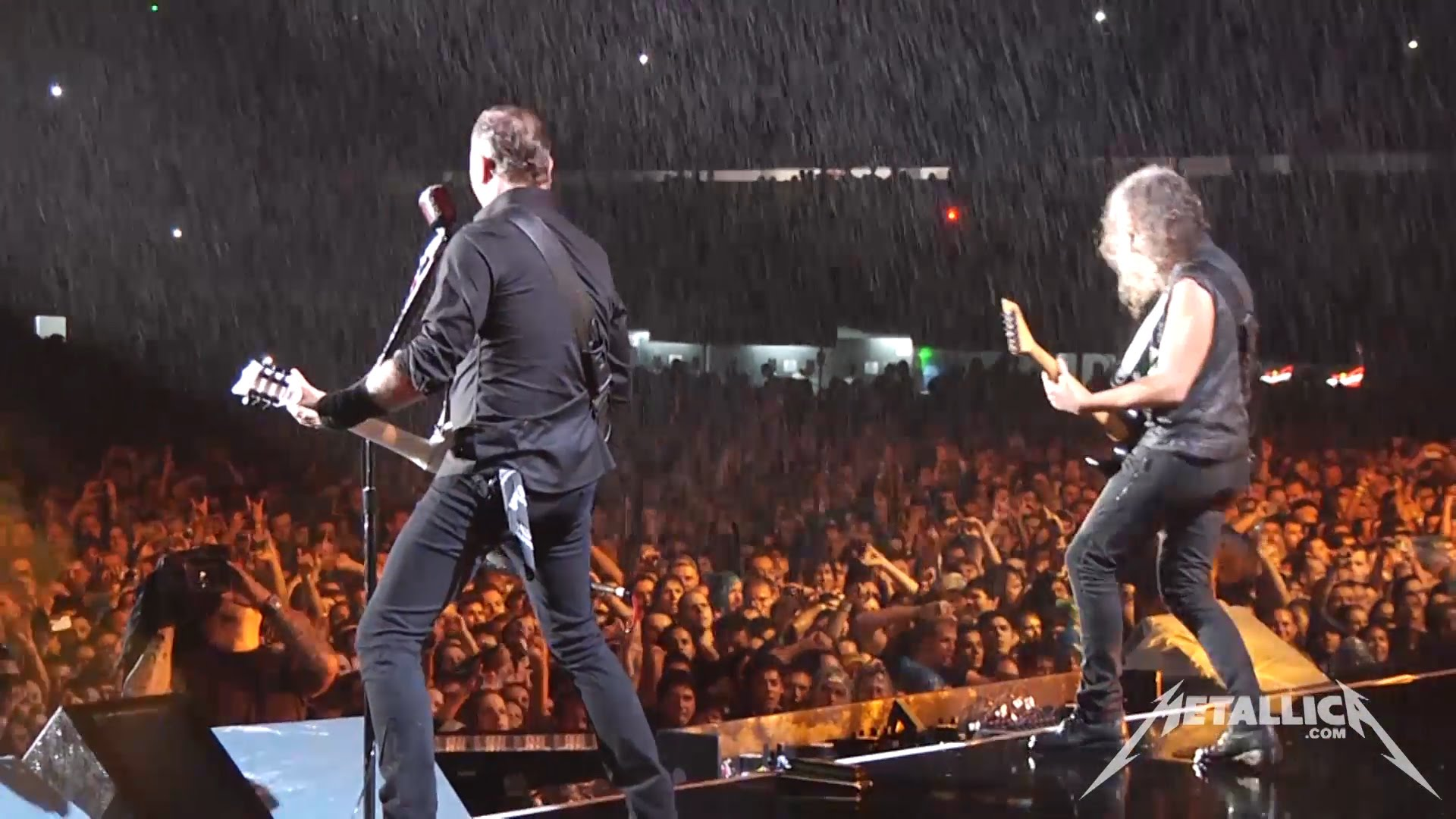 Metallica Battery & Whiskey in the Jar (MetOnTour - So Paulo, Brazil - 2014)