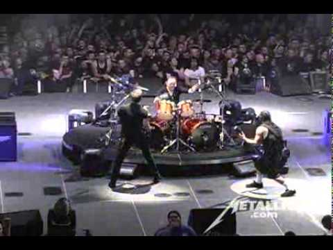 Metallica Blackened (MetOnTour - Oakland, CA - 2008)