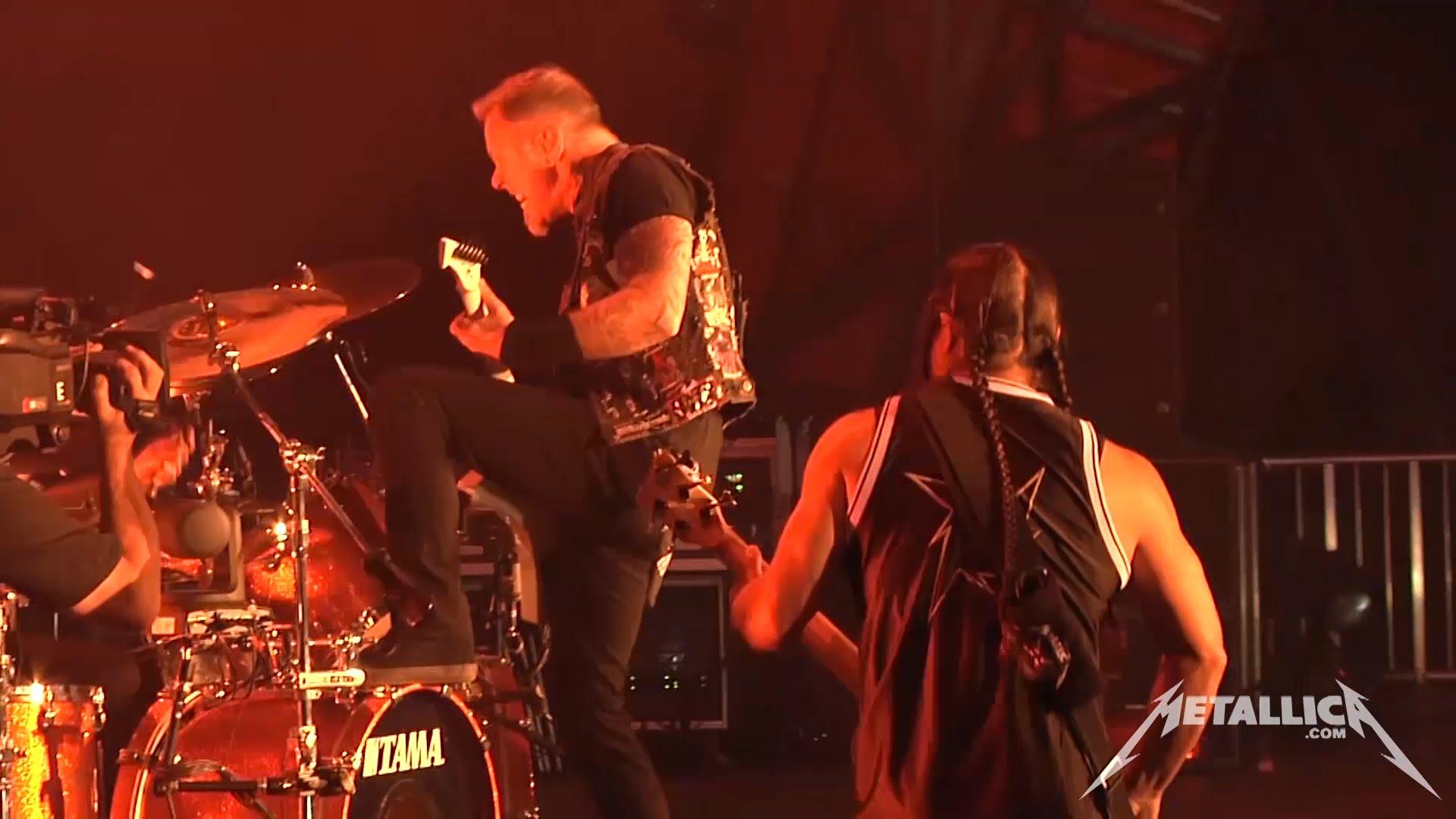 Metallica Blackened (MetOnTour - Roskilde, Denmark - 2013)