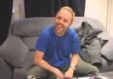 Metallica — Jump in the Studio Lars Interview (April 2, 2003)