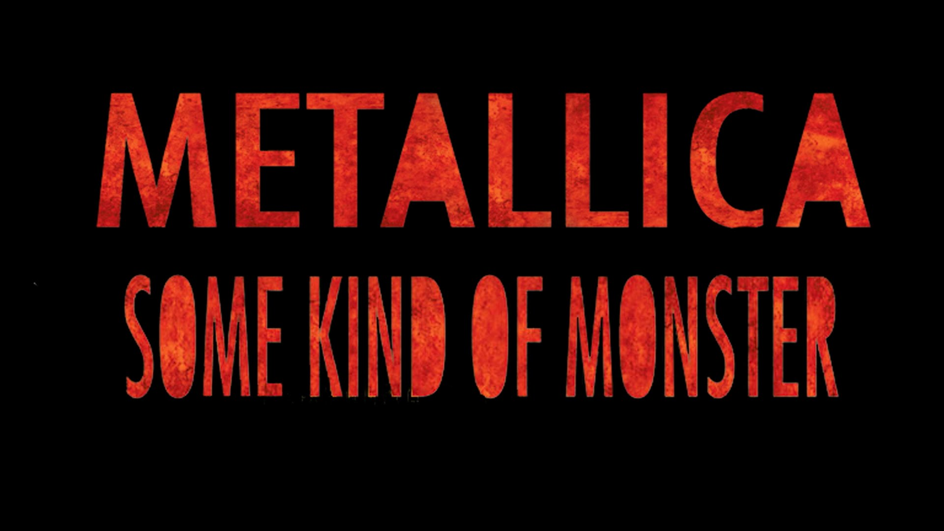 Metallica Some Kind of Monster (DVD Trailer)