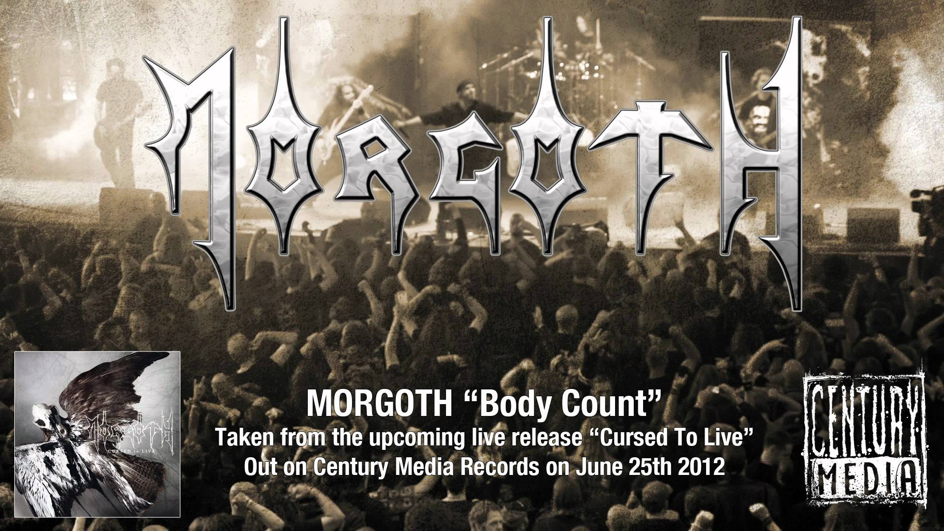 MORGOTH - Body Count (OFFICIAL LIVE TRACK)
