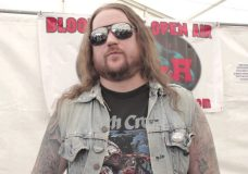 MUNICIPAL WASTE — Nuclear Blast & EQPTV at Bloodstock Festival 2013 (OFFICIAL INTERVIEW)