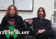 OPETH — Most Treasured Albums (OFFICIAL INTERVIEW)