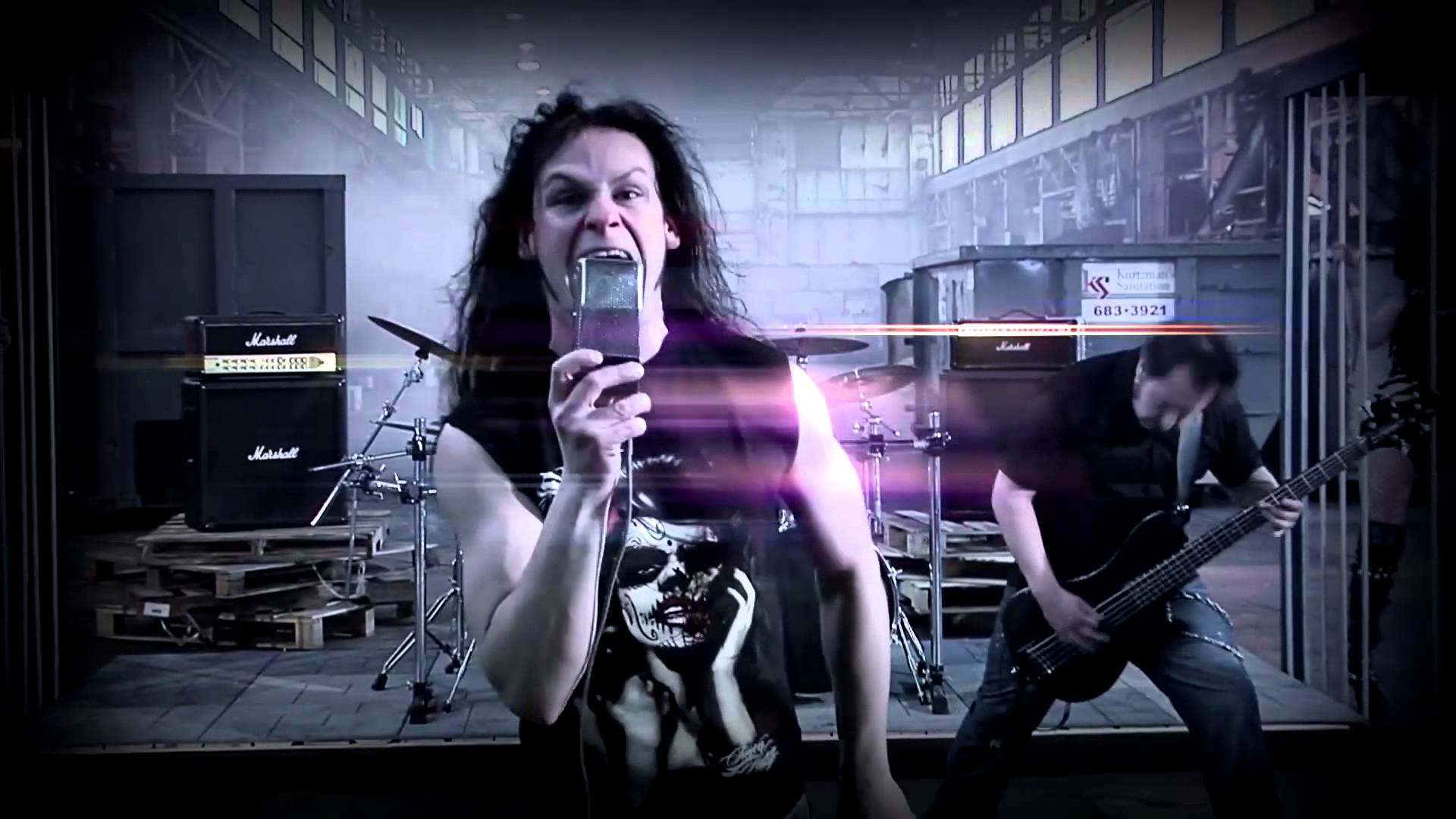 PRODUCT OF HATE Blood Coated Concrete (Official Video) Napalm Records