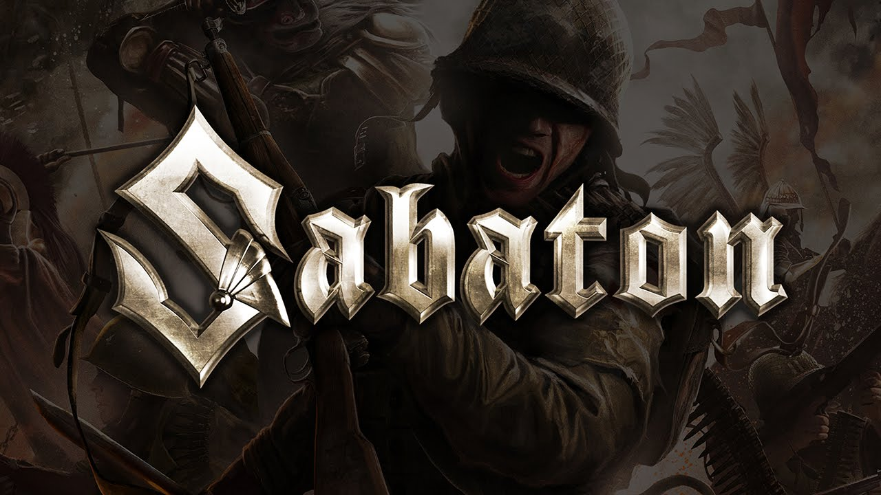 SABATON - The Last Stand (NUCLEAR BLAST UK ID)