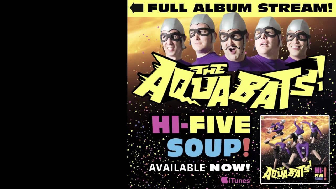 The Aquabats - 'Just Can't Lose' Full Album Stream