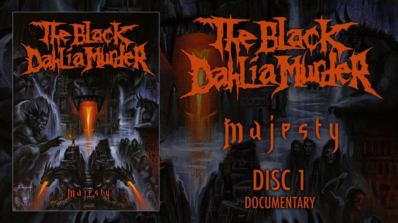 The Black Dahlia Murder 'Majesty' DVD 1 - Documentary (OFFICIAL)