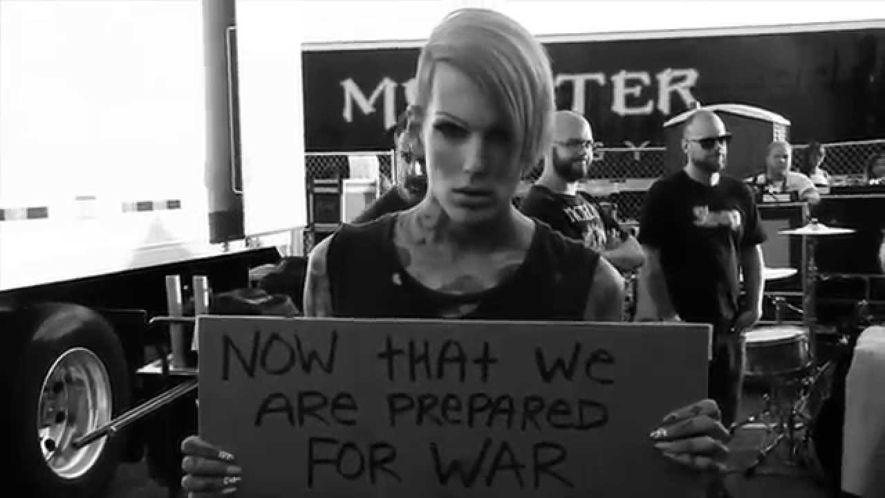 The Color Morale - 'Suicide;Stigma (Feat. Dave Stephens)' Live Lyric Video