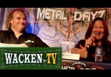 The Wacken promoters discuss with Wacken fans — Live at Hamburg Metal Dayz 2015