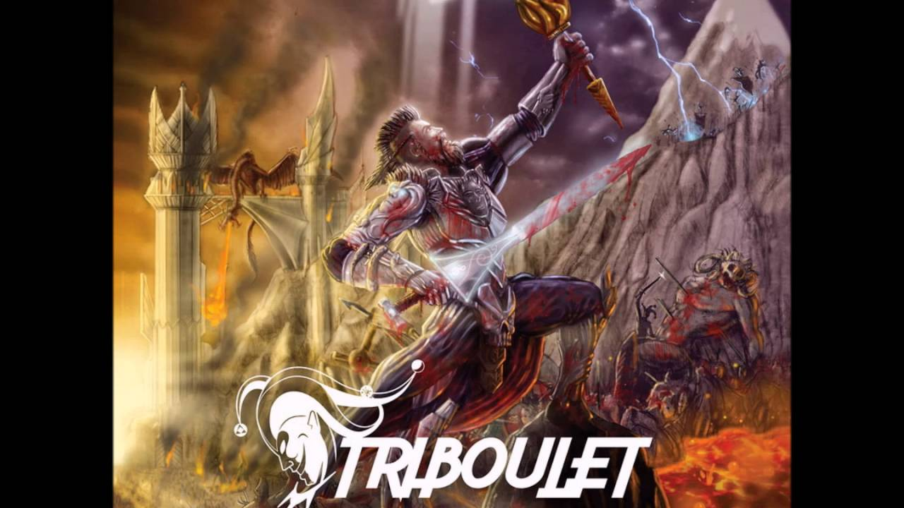 TRIBOULET - To Start Over Again