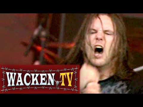 Unearth - The Great Dividers - Live at Wacken Open Air 2008