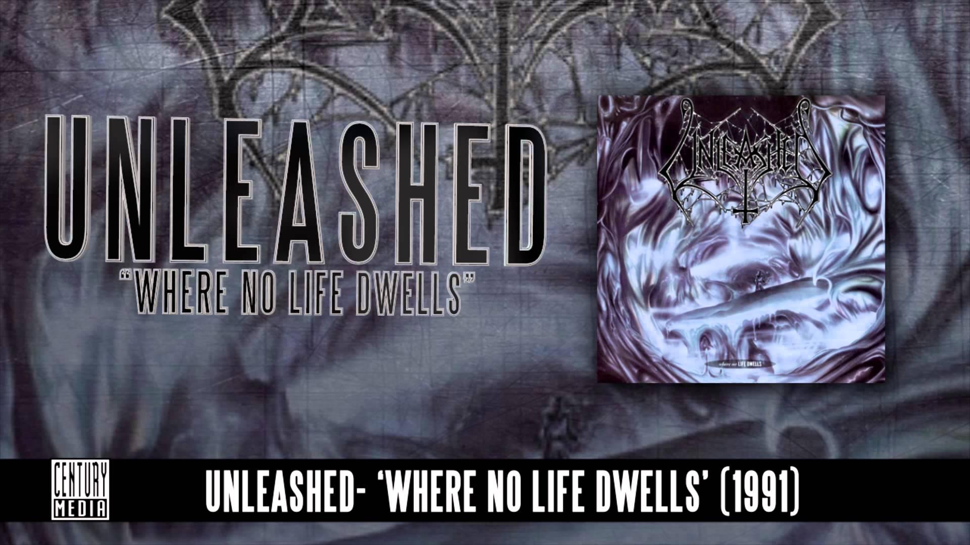 UNLEASHED - Where No Life Dwells (ALBUM TRACK)