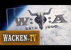 Wacken Open Air 2017 — Be Happy, You're in Wacken — Official Trailer (Final Version)