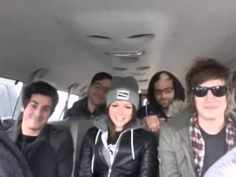 We Are The In Crowd - Rock Sound Magazine Google Hangout