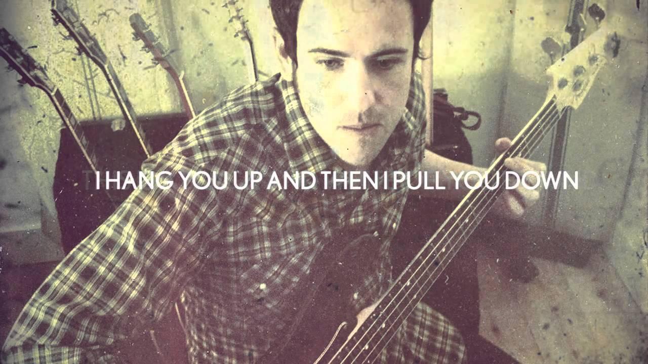 Yellowcard - Hang You Up (Lyric Video)
