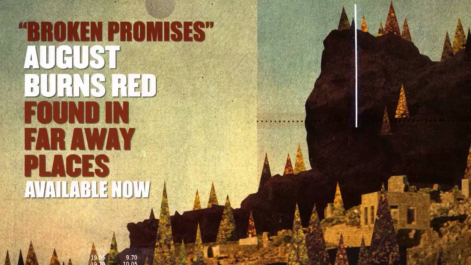 August Burns Red - Broken Promises