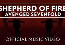 Avenged Sevenfold — Shepherd Of Fire Official Music Video