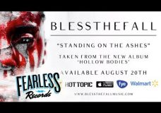Blessthefall — Standing on the Ashes (Track 8)