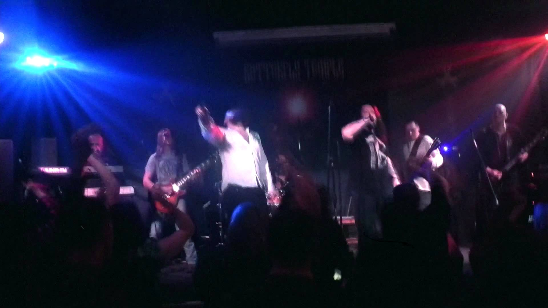 BUTTERFLY TEMPLE - Смерть дана одна на всех feat. А. Салтыков (live in Smolensk, 2015 02 23)
