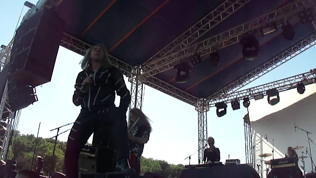 Catharsis - Песня про зайцев (14.06.2015 Чайка. Воронеж)