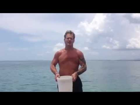 CHRIS JERICHO (Fozzy) - Ice Bucket Challenge ROUND 2
