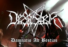 Desaster 'Damnatio Ad Bestias' (OFFICIAL VIDEO)