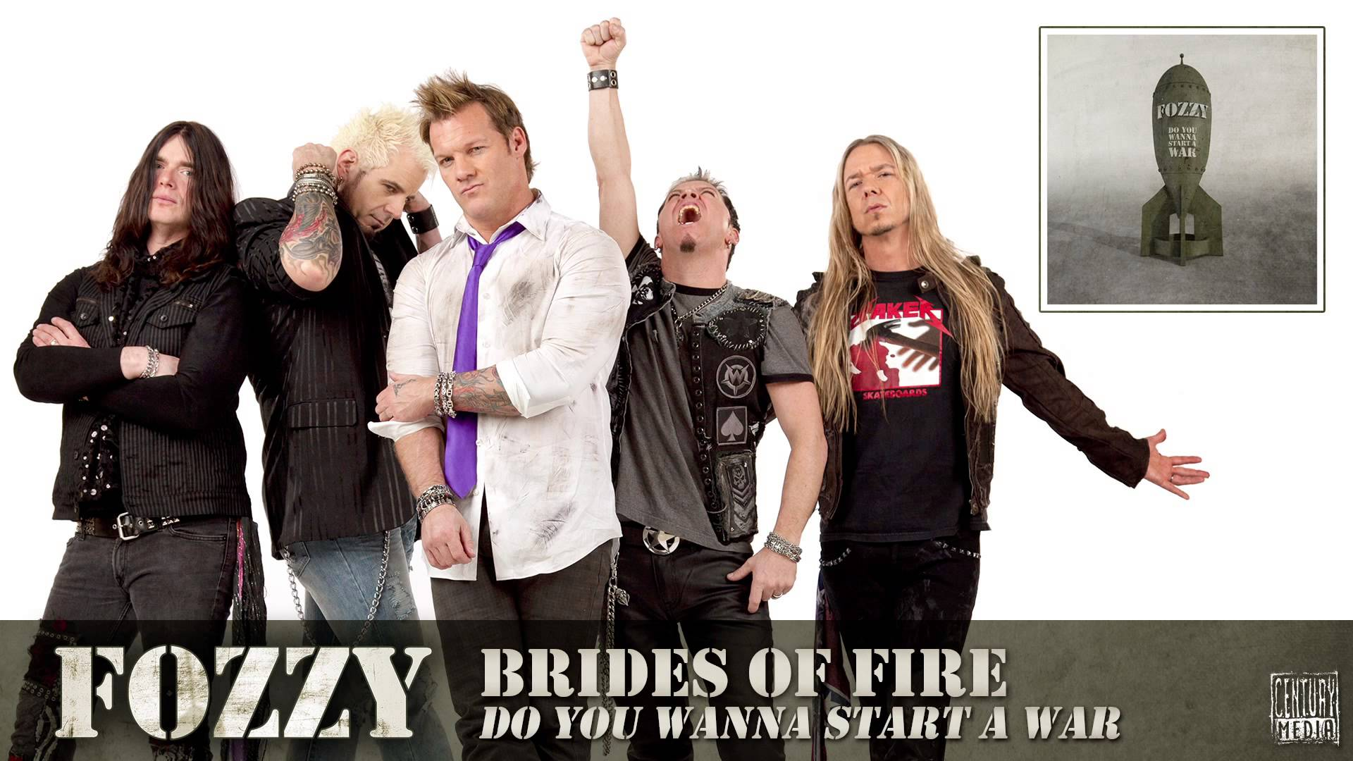 FOZZY - Brides Of Fire (FULL SONG)