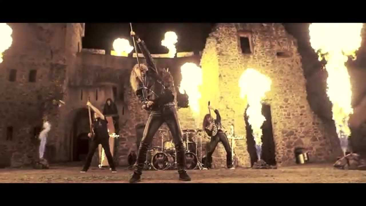 GRAVE DIGGER - Hell Funeral (Official Video) Napalm Records