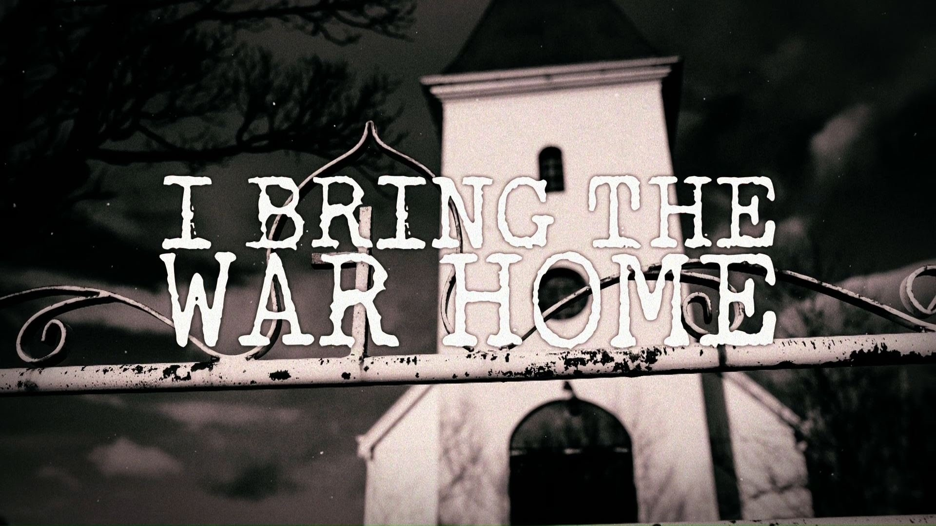 HEAVEN SHALL BURN - Bring The War Home (Lyric Video)