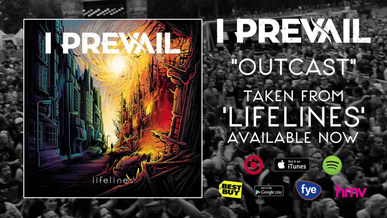 I Prevail - Outcast