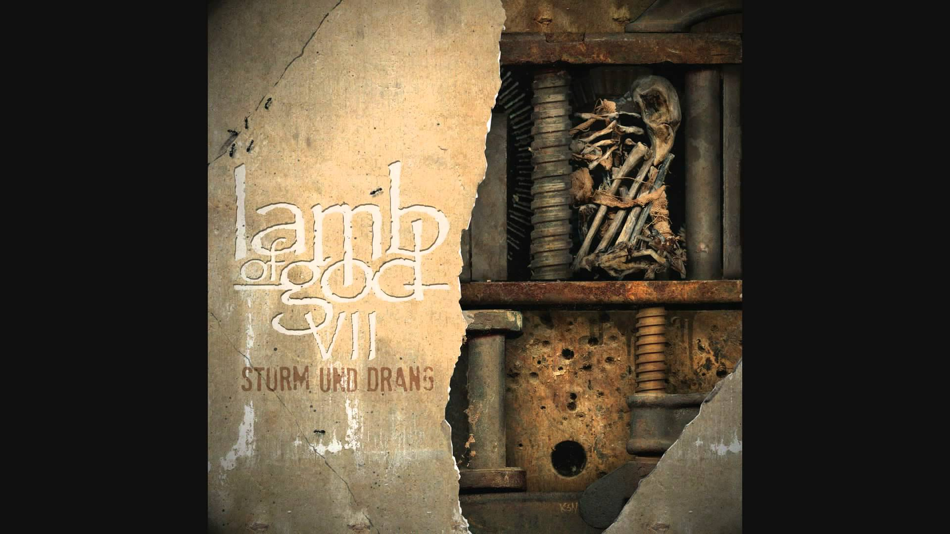 LAMB OF GOD - Erase This (OFFICIAL TRACK)