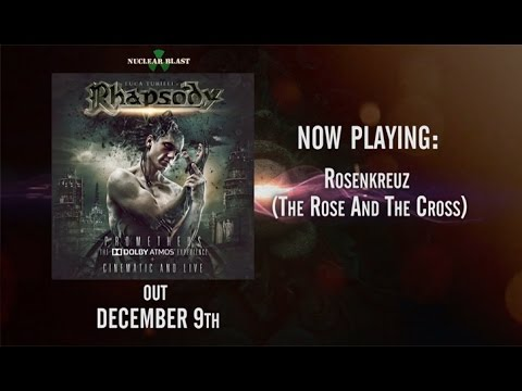 Luca Turillis RHAPSODY ROSENKREUZ from CINEMATIC AND LIVE (OFFICIAL TRACK)