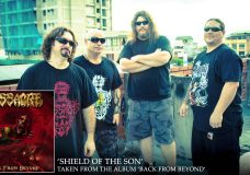 MASSACRE — Shield Of The Son (ALBUM TRACK)