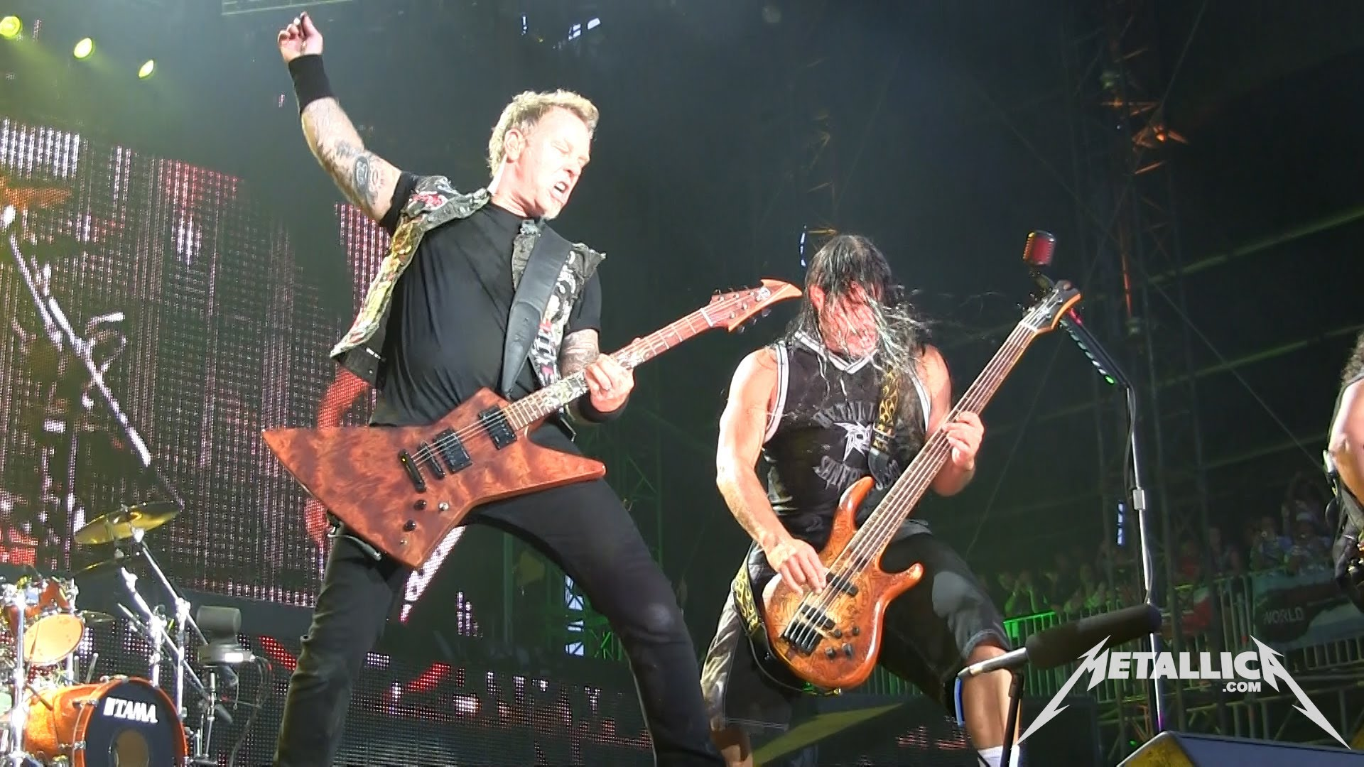 Metallica Carpe Diem Baby & The Day That Never Comes (MetOnTour - Orion Music More - 2013)