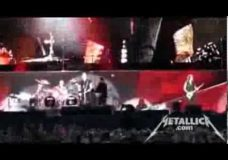 Metallica Ride the Lightning (MetOnTour — Gothenburg, Sweden — 2011)