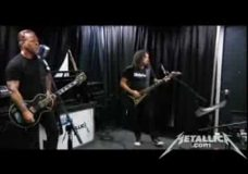 Metallica Rock & Roll Hall of Fame 25th Anniversary Rehearsals (MetOnTour — New York, NY — 2009)