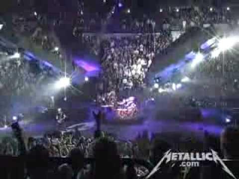 Metallica Sad But True (MetOnTour - Omaha, NE - 2008)