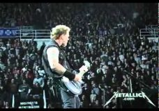 Metallica The End of the Line (MetOnTour - Detroit, MI - 2009)