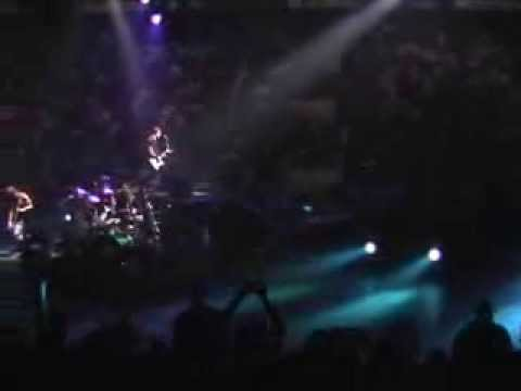 Metallica The Four Horsemen (MetOnTour - Quebec City, Canada - 2004)