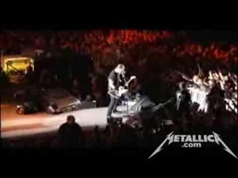 Metallica The Four Horsemen (MetOnTour - Oslo, Norway - 2009)