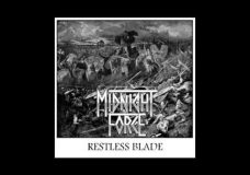 Midnight Force - Restless Blade EP (2016)