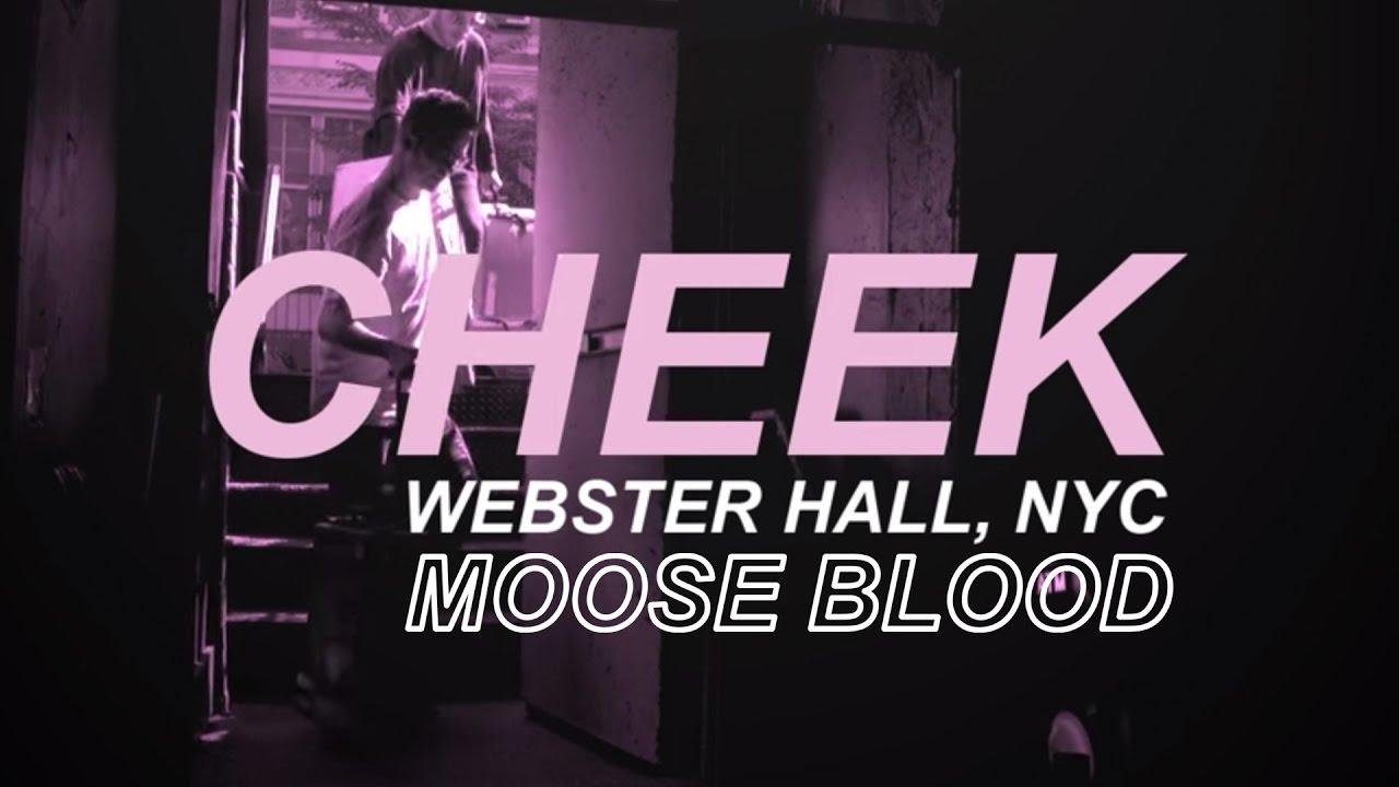 Moose Blood - Cheek (Official Music Video)